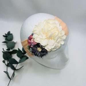 floral soft headband